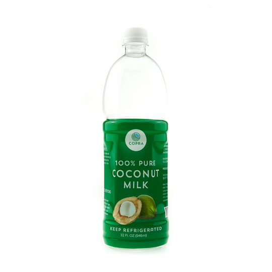 1L Frozen Coconut Milk - Pack of 6