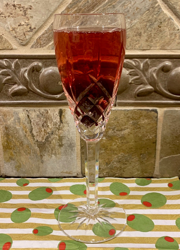 Prosecco Bourbon Cocktail