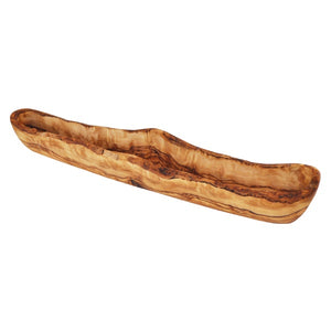 Olive Wood Rustic Olive Boat