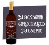 Blackberry Ginger Balsamic
