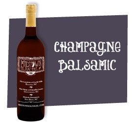 Champagne Balsamic (60% off-Discount applied at checkout)