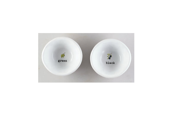 Olive Oil Dipping Cup Set