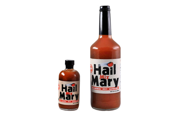 Hail Mary Bloody Mary Mix