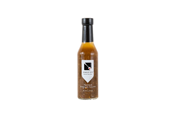 Emily G's Pepper Vinegar Sauce