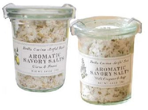 Aromatic Savory Salts