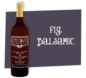 Black Mission Fig Balsamic