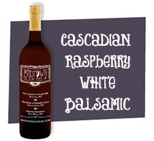 Cascadian Raspberry White Balsamic
