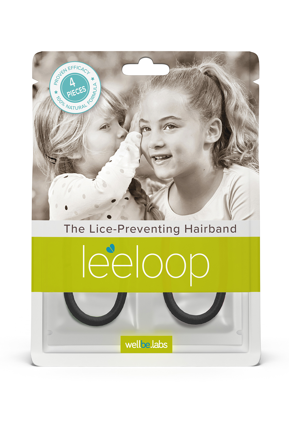 Leeloop Lice-Preventing Hairband