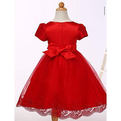 Baby Girl's Party Dress for Eid-kid clothing-UAE Cute Stuff
