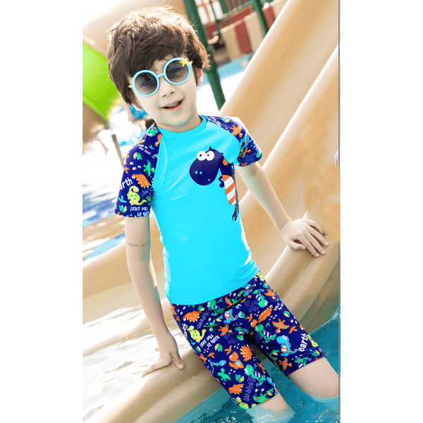 Boy Swimsuit Dionysus-kid clothing-UAE Cute Stuff