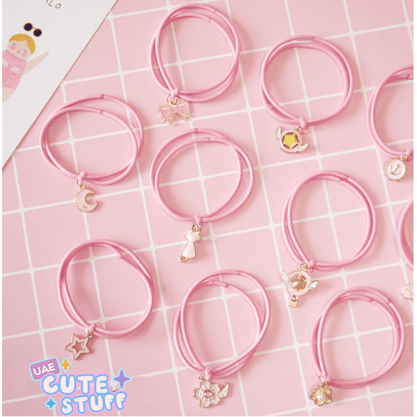 Cardcaptor Sakura Hair Rope-accessory-UAE Cute Stuff