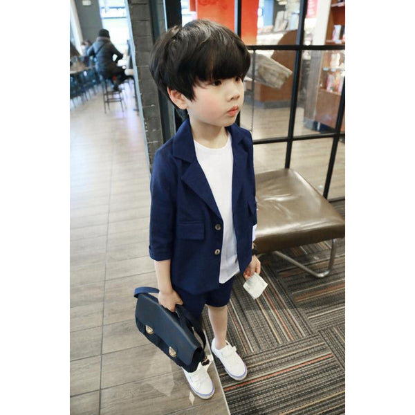 Casual Suit for Boy-kid clothing-UAE Cute Stuff