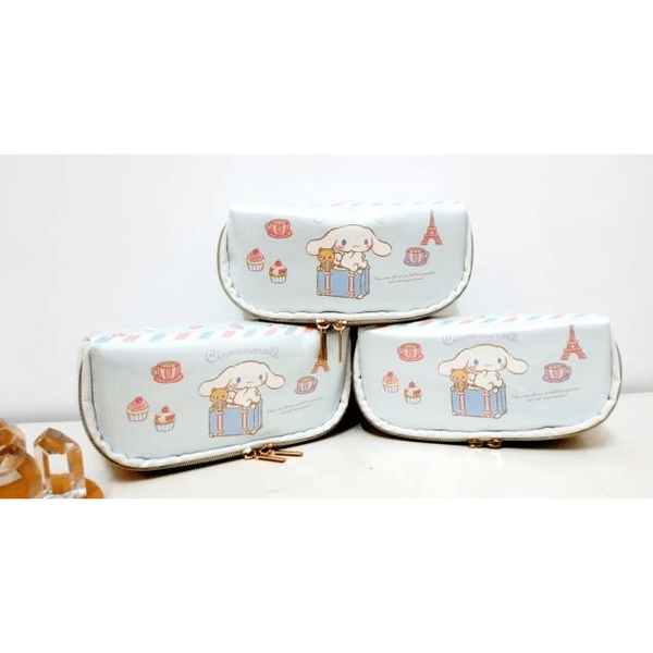 Cinnamoroll Makeup bag-pencil case-UAE Cute Stuff