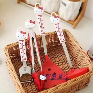 Hello Kitty cooking set for non-stick pan-cooking-UAE Cute Stuff