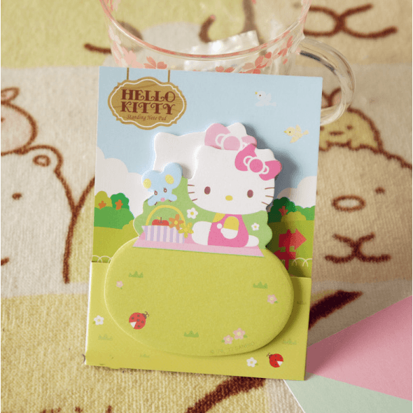 Hello Kitty Kawaii Sticky Note?-sticky note-UAE Cute Stuff
