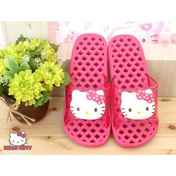 Hello Kitty non-slip toilet slippers-shoe-UAE Cute Stuff