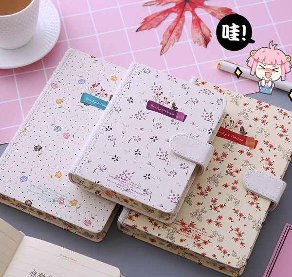 Kawaii Notebook-notebook-UAE Cute Stuff