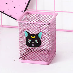 Kawaii Pink Pen Box-pencil case-UAE Cute Stuff