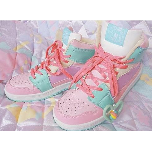 Kawaii Rainbow Sneaker/ Shoe-shoe-UAE Cute Stuff