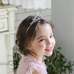 Little Tiara for Little Princess for Birthday, Pageant, Party/ Flower Dress-accessory-UAE Cute Stuff