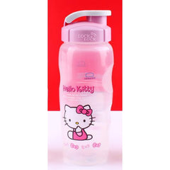Lock&Lock Anti-Spill Hello Kitty Water Bottle-coffee& tea-UAE Cute Stuff