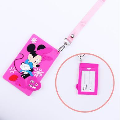 Minnie Kawaii ID Lanyard-lanyard-UAE Cute Stuff
