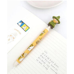 Moomin cartoon 0.4mm smooth black ballpoint pen-pen-UAE Cute Stuff