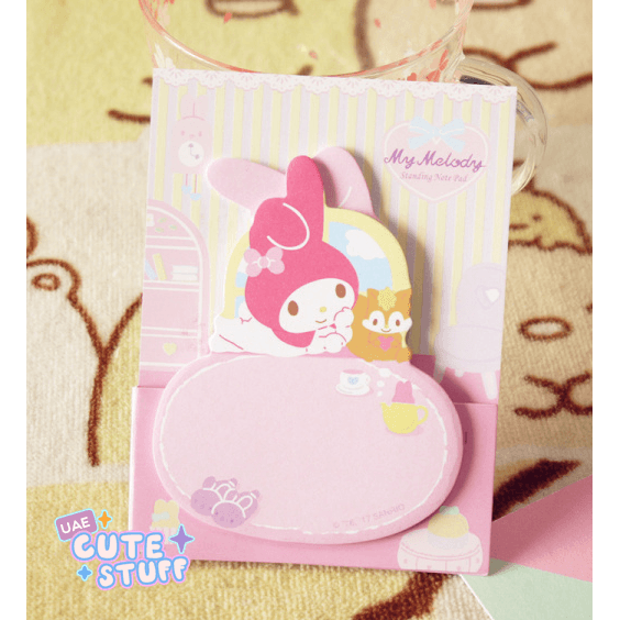My Melody Kawaii Sticky Note?-sticky note-UAE Cute Stuff