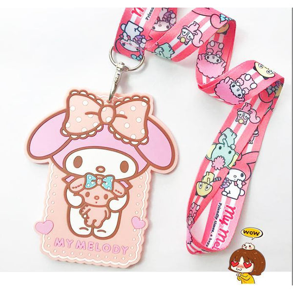 My Melody Lanyard-lanyard-UAE Cute Stuff
