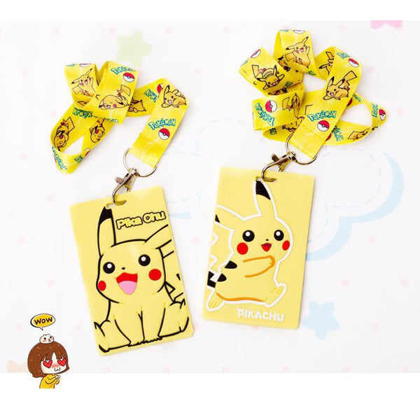 Pokemon Lanyard-lanyard-UAE Cute Stuff