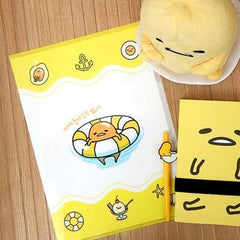 Portable A4 Translucent Floder~Various Cute Characters Inside-folder-UAE Cute Stuff