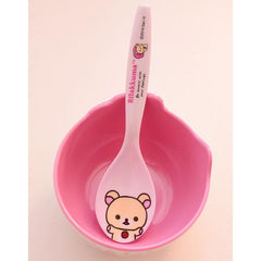 Sanrio and Disney melamine spoon collections-dinnerware-UAE Cute Stuff