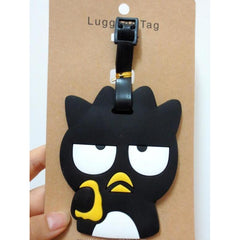 Sanrio-BADTZ-MARU Luggage Tag-luggage-UAE Cute Stuff