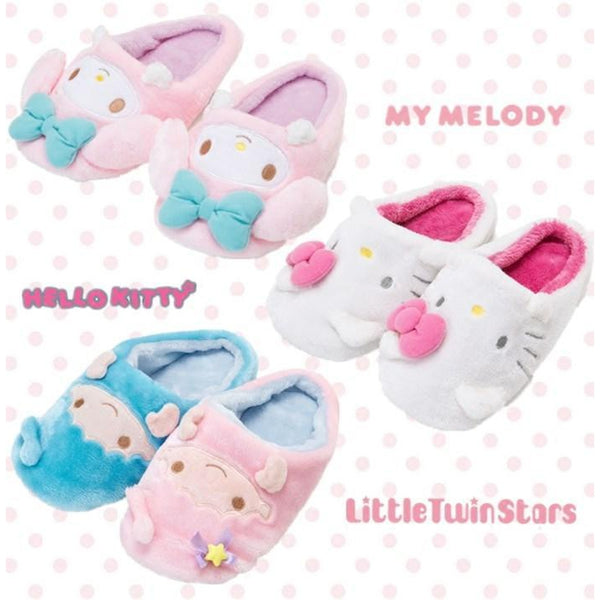 Sanrio Slipper~Cute Selection Inside-shoe-UAE Cute Stuff