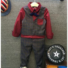 Street Style Suit for Boy-kid clothing-UAE Cute Stuff