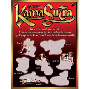 Gratteux Kama Sutra