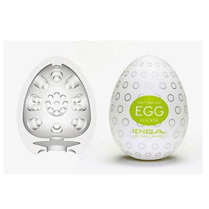 Egg de Tenga - Clicker - Boutique LUV