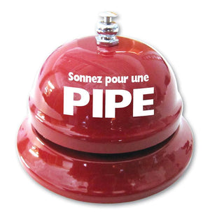cloche de table - Pipe