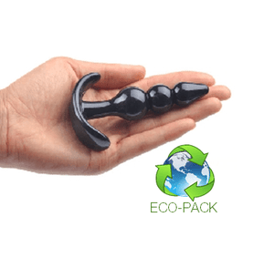 Plug anale avec billes - ECO-PACK - Boutique LUV