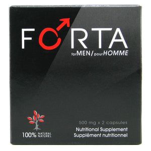 FORTA pour homme (2 capsules)