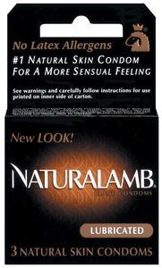 Condoms Naturalamb sans latex de Trojan (3)