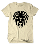 DUST COLOR TEE/BLACK LION