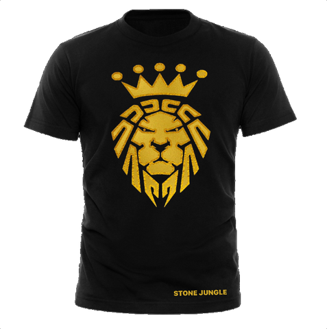 KING'S CROWN LION TEE