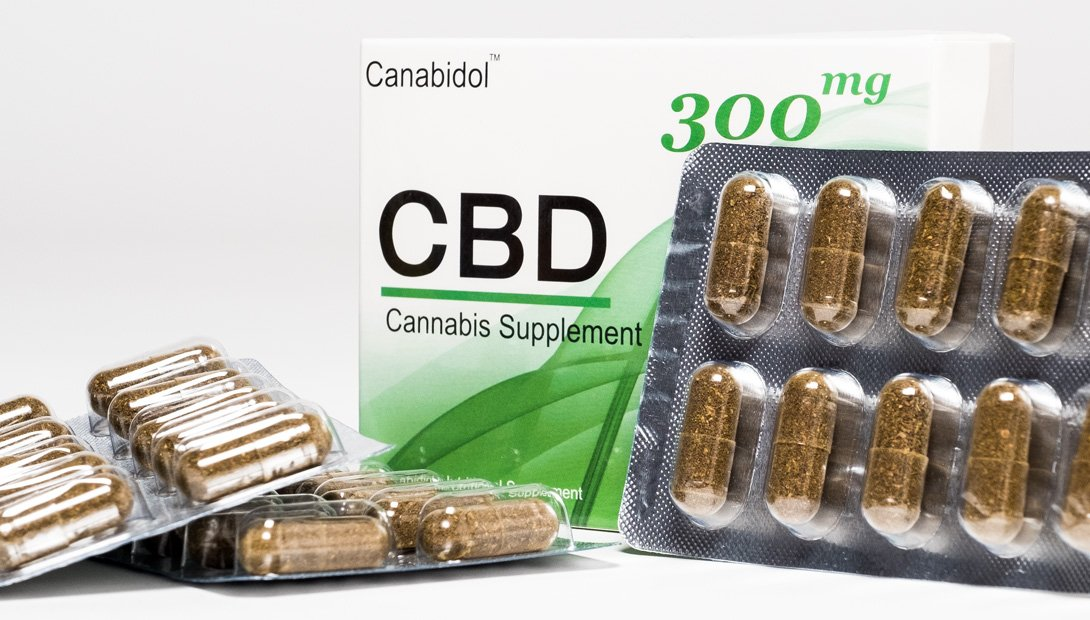 CBD Capsules | CBD Oil Base UK - 10% off First Order