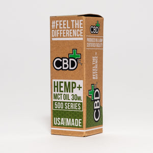 CBD Oil UK 30ml 500mg - CBDFX