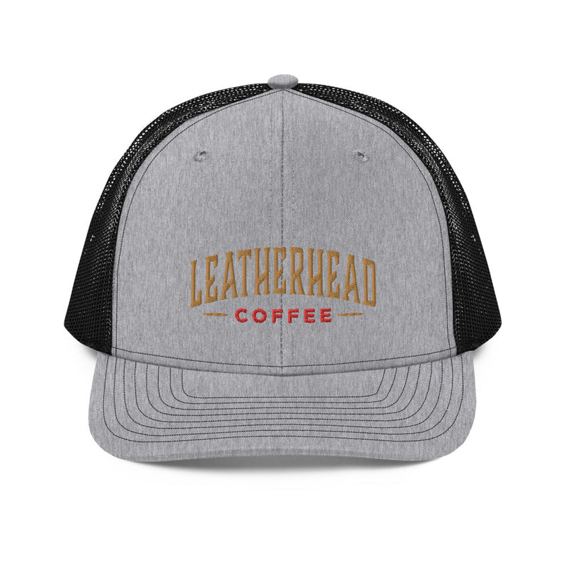 LEATHERHEAD Trucker Cap
