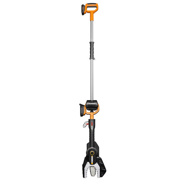 Worx Air - 20V Blower and Sweeper with Clean Zone Kit