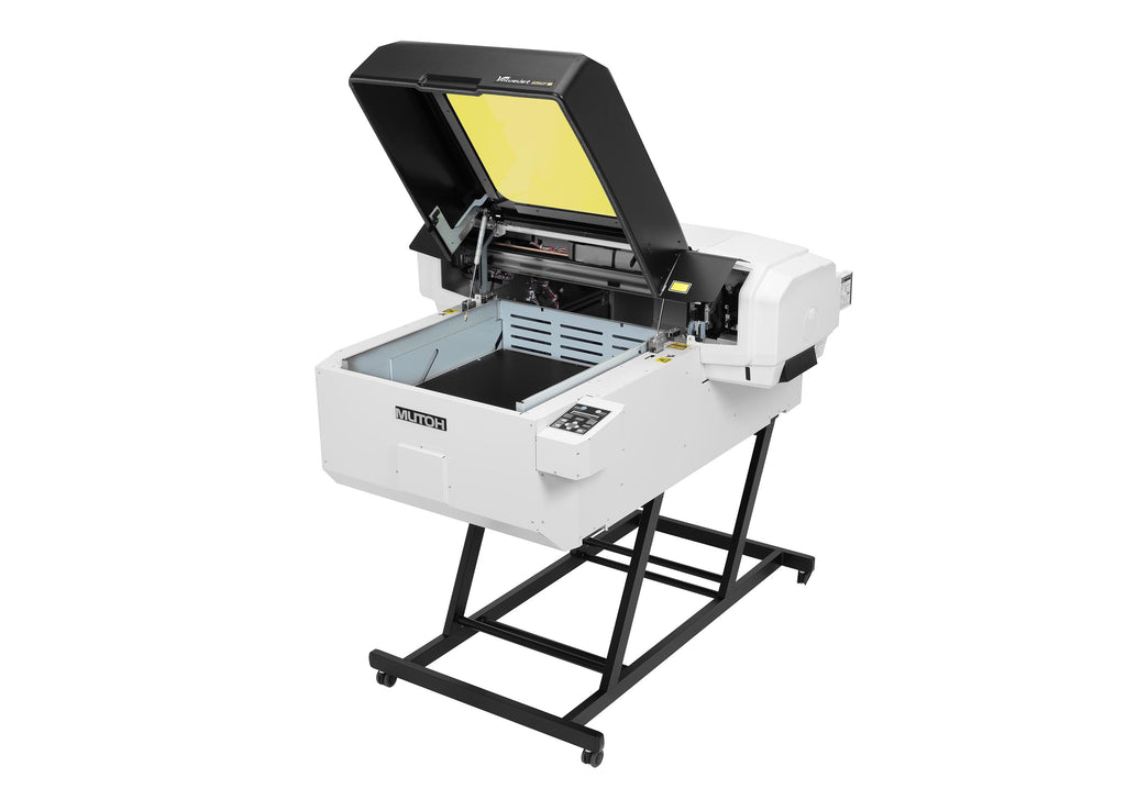 Mutoh ValueJet 626UF UV-LED Flatbed Printer - now at Total Image Supplies for demo