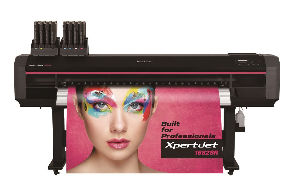 Mutoh XpertJet 1682SR Eco-Solvent Printer - now at Total Image Supplies for demo