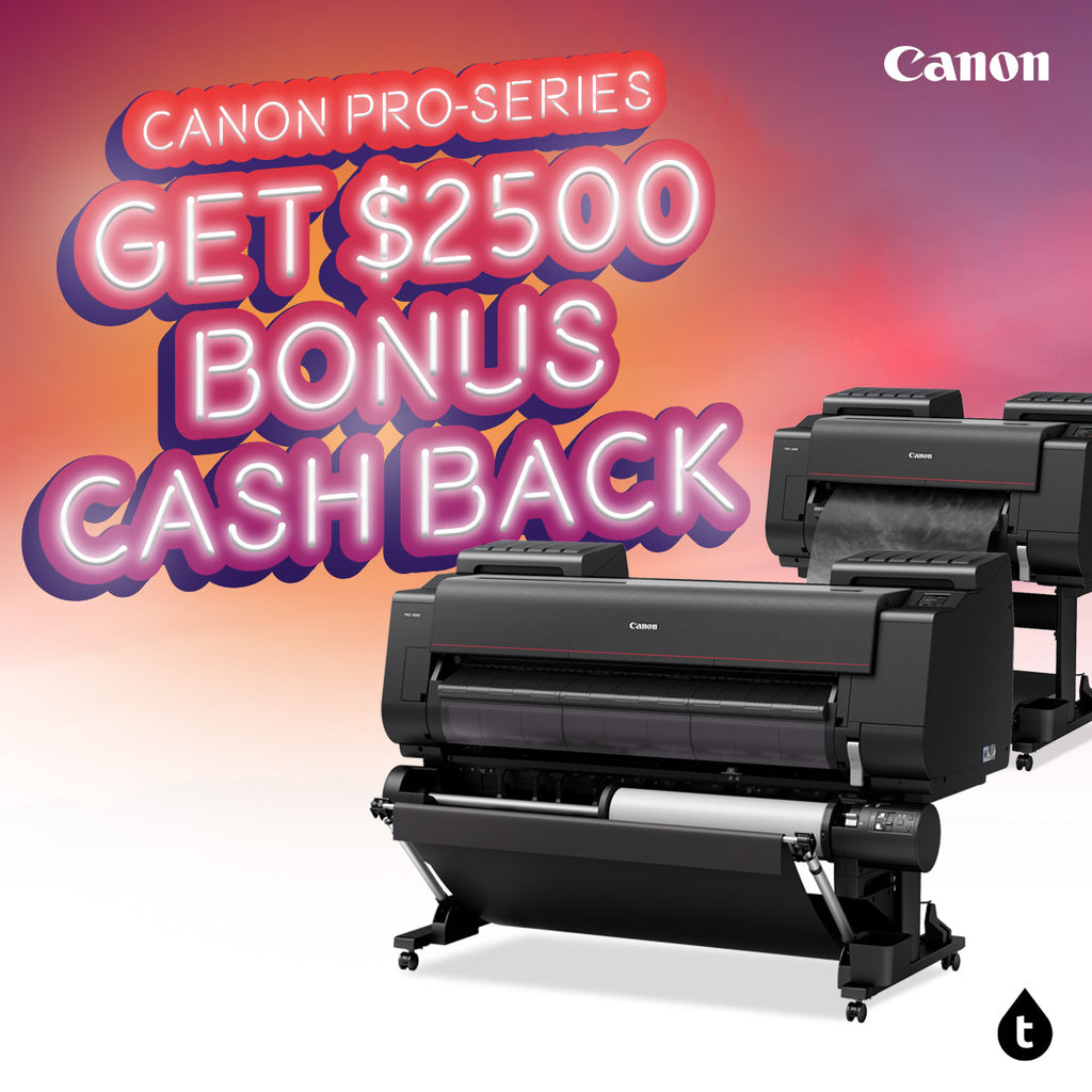 Canon LFP Trade-In & Cash-Back Offers